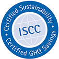 ISCC Certified Sustainibility